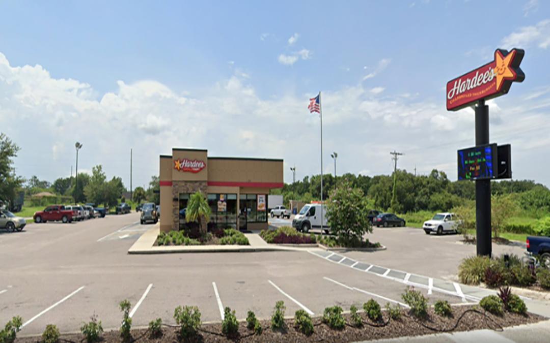 Hardee's (NNN) Mulberry, Florida