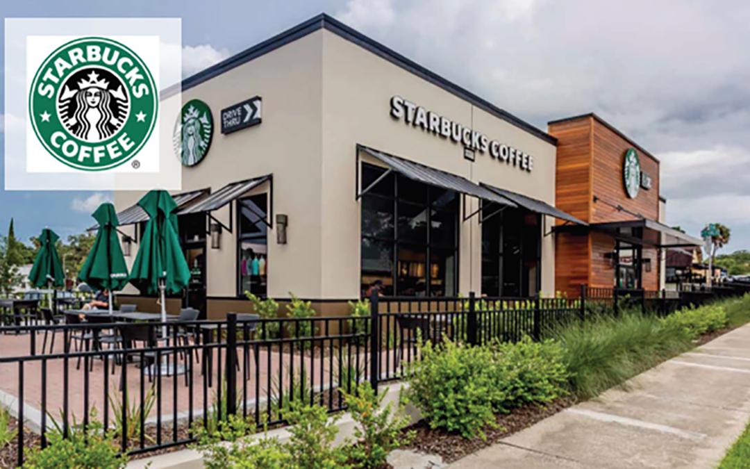 Starbucks  (NN) Ocala, Florida